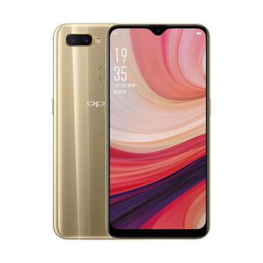 OPPO A7 Smartphone [64GB/4GB]