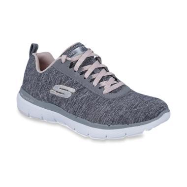 Promo   Diskon Sepatu Sneakers Wanita Skechers Terbaru February 2019 ... 8f3e960d0d
