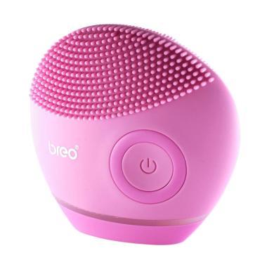 Breo Electric Facial Cleansing Brush Alat Pembersih .