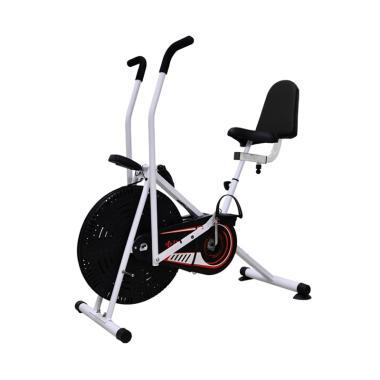 harga B&G 8702A Sport Air Bike Sepeda Statis Blibli.com