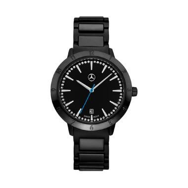 harga Mercedes-Benz Jam Tangan Wanita - Black Edition [Original] Blibli.com