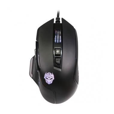 REXUS X8 RGB Mouse Gaming [4800 DPI]