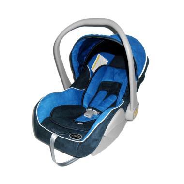 harga Pliko Carseat Baby Carrier - Royal Blue Blibli.com