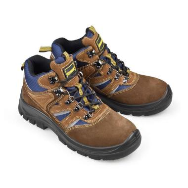 Krisbow Prince Tipe 6 Inch Sepatu Boot Pria - Coklat 33a1af9697