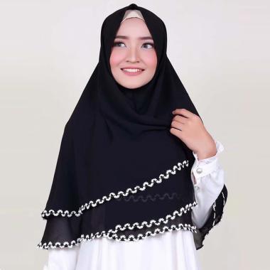 harga Cotton Bee Arafah Etnik Hijab Instan Wanita Blibli.com