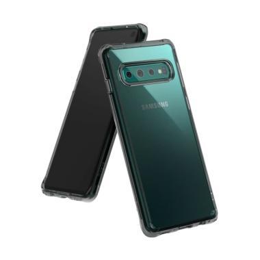 Rearth Ringke Fusion Casing for Samsung Galaxy S10 - Smoke Black