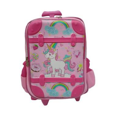 Unicorn 0930010988 Trolley Unicorn Tas Sekolah Anak