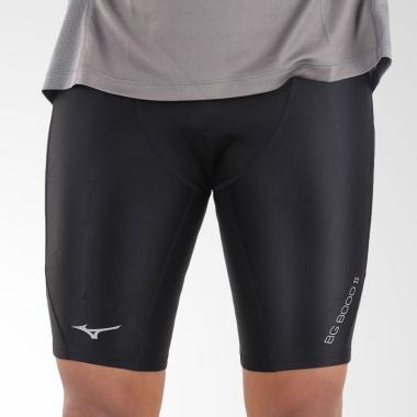 harga Mizuno Men Short Legging Premium MID Tights Celana Olahraga Pria - Black Clown Fish [J2GB700196 BG8000-2] Blibli.com
