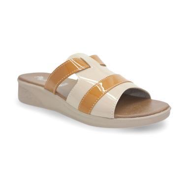 Dr.Kevin 571-514 Sandal Flat Wanita