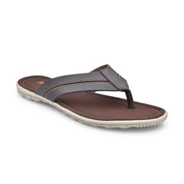 Shazam Tp Bata Sandal Pria Brown8714606 80OwPknX