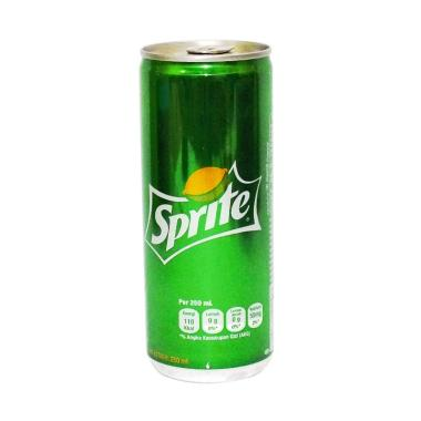Sprite Slim Minuman Kaleng [250 mL]
