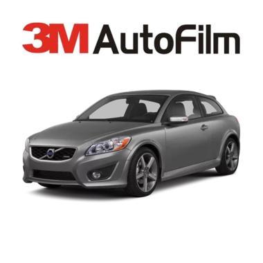 3M AutoFilm Crystalline 70 Kaca Film Mobil for Volvo C-30 [Pasang di Tempat]