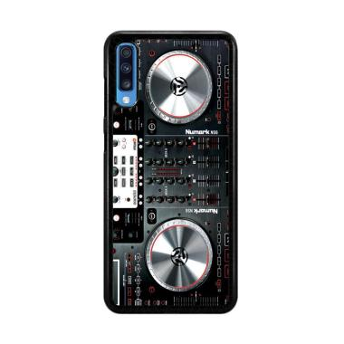 harga Flazzstore Digital Mixer Dj Turntable Electronic Music F0362 Casing for Samsung Galaxy A70 Black Blibli.com