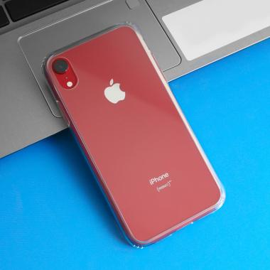 Octaguard Back Cover Tempered Glass Casing for iPhone XS / X