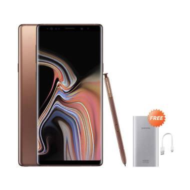 Samsung Galaxy Note9 Smartphone [128GB/ 6GB]  + Free Samsung Powerbank [10.000 mAh]
