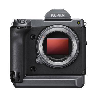 harga INSTAXSHOP Fujifilm GFX 100 Medium Format Mirrorless Camera - Black [Body Only] BLACK Blibli.com
