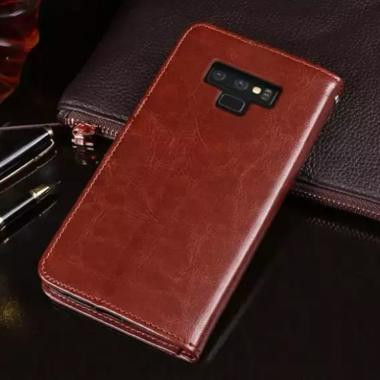 OEM  Wallet Leather Flip Cover Casing for Samsung Galaxy Note 9