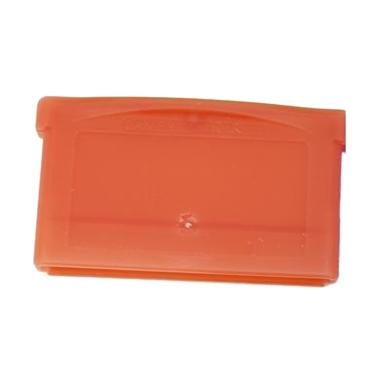 Bluelans Game Cartridge Card Storage Case Protective Cover Shell for Nintendo GBA SP - Orange