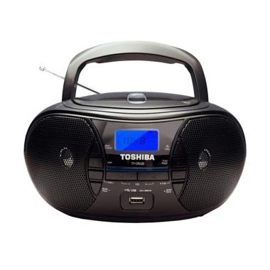 Toshiba TY CRU 2 Mini Compo 0 Radio [CD /USB]