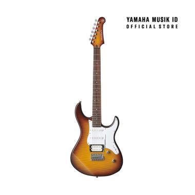 harga Yamaha PAC212VFM Series Guitar Guitar Elektrik Blibli.com