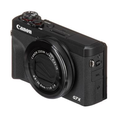 Concept Store Amplaz Resmi - Canon PowerShot G7 X Mark III Kamera Prosumer