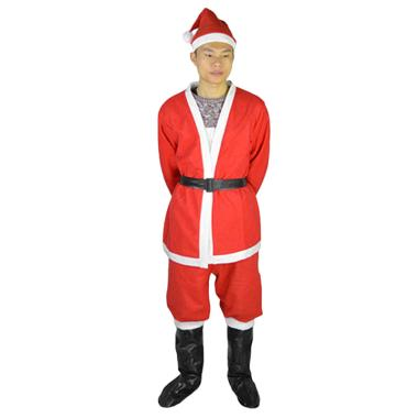 harga Bluelans Christmas Adult Man Santa Claus Suit Cosplay Costume Blibli.com
