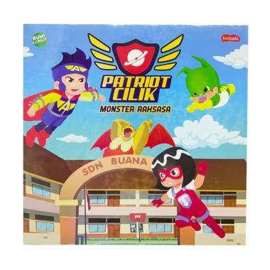 harga PATRIOT CILIK Vol 01 - Monster Raksasa - komik anak anak Blibli.com