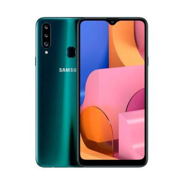 Samsung Galaxy A20S Smartphone [32 GB / 3 GB]