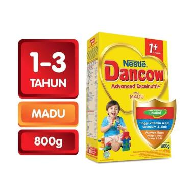 WHS - SMG/JOG/SOLO - Dancow Madu 1+ Susu Formula [800 g/ Box]