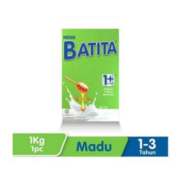 WHS - SMG/JOG/SOLO - Dancow Batita Madu Susu Formula [1000 g]