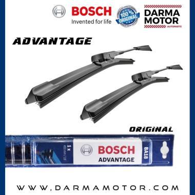 harga Bosch Advantage Set Wiper Mobil for Honda City/ Stream/ Jazz [24 & 14 Inch/ 2 pcs] Blibli.com