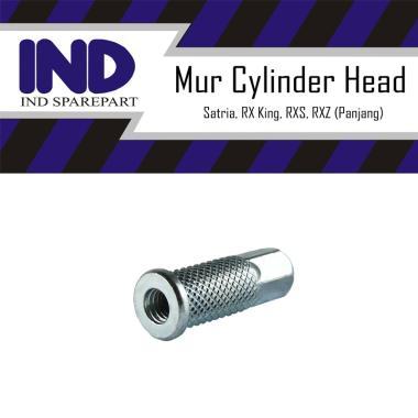 harga IND Onderdil Mur Block Cylinder Head Nanas 8 x 41.3 Suku Cadang Motor for Satria 2 Tak SILVER Blibli.com