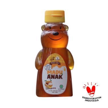 harga Hoofla Kids Madu Rasa Kelengkeng [250 g] Blibli.com