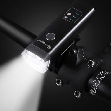 harga West Biking XPG LED USB Lampu Sepeda [350 Lumens/ Rechargeable] Blibli.com