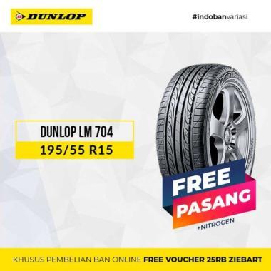 Jual Ban Dunlop Lm 704 R15 Murah Harga Terbaru Blibli Com