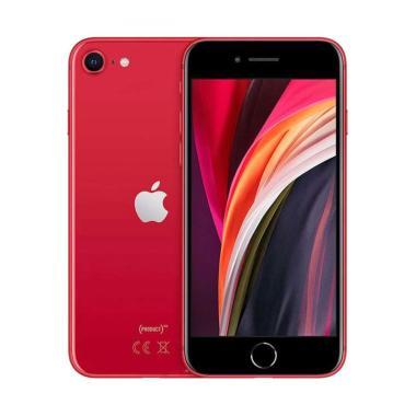 Apple iPhone SE (2020) (Red, 64 GB)