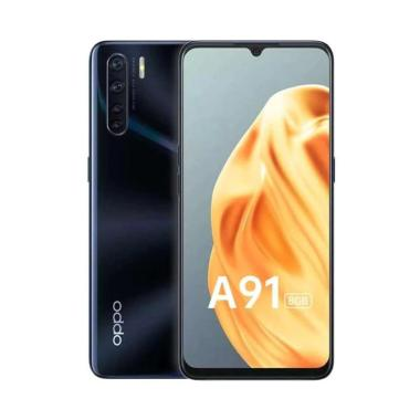 OPPO A91 Smartphone [128 GB/ 8 GB/ C] - Garansi Resmi