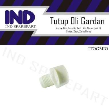 harga IND Onderdil Baut Tutup Oli Gardan Motor for Yamaha Aerox/ Fino FI/ 115/ 125/ Premium/ Sport/ Grande Blibli.com