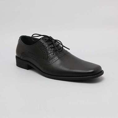 Buccheri Chibale Lace Up Sepatu Pria - Black