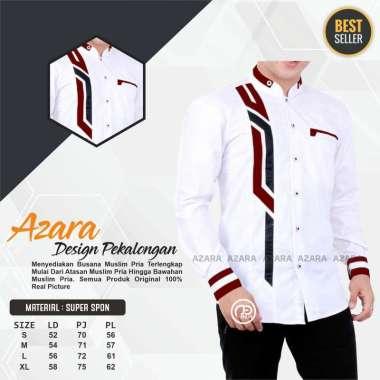 Baju Muslim Pria Merah Lengan Panjang Harga Terbaru Agustus 2020 Blibli Com