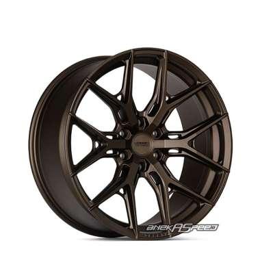 harga Vossen HF6-4 R20x9.5 ET+15 - PCD 6x139.7 Terra Bronze | Velg Mobil ORI