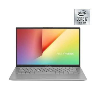harga Asus A412FL-EK711T Notebook - Silver [i7-10510U/ 8GB/ 1TB HDD/ MX250 2GB/ 14 Inch FHD/ Win10] Blibli.com