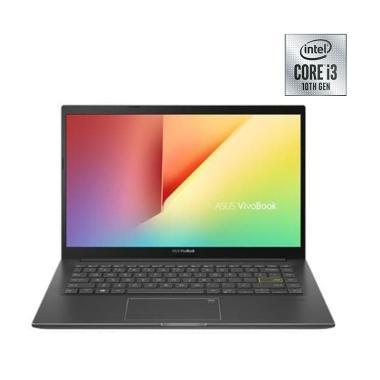 Asus K413FA-EK302T Notebook - Black [i3-10110U/ 8GB/ 512GB SSD/ UMA/ 14