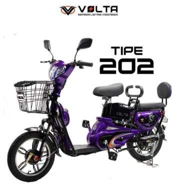harga Volta Sepeda Listrik 202 ( Electric Bicycle ) Blibli.com