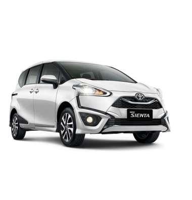 Toyota Sienta Q 1.5 Mobil