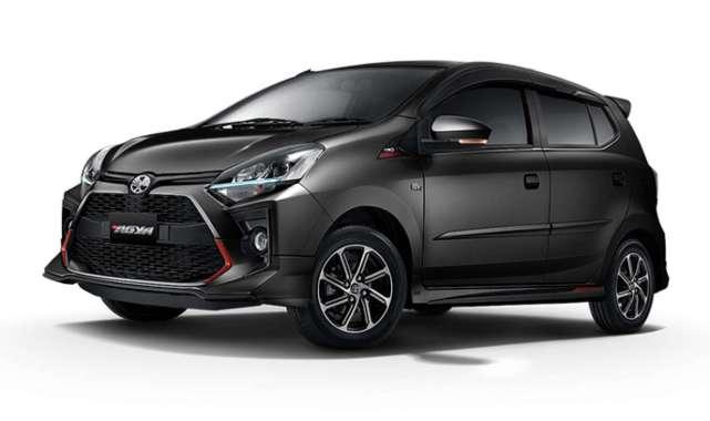 Toyota New Agya G 1.0 Mobil