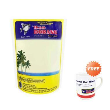 SMG/JOG/SOLO - IKAN DORANG Minyak Goreng Special [1.9 L] + Free 1 Pc Mug