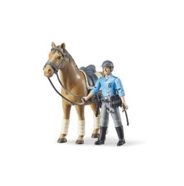 harga Bruder 62507 - bworld Mounted police Blibli.com