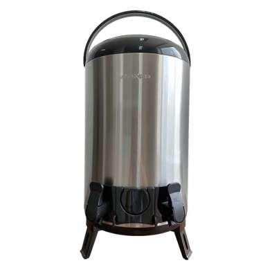 harga Akebonno Water Jug 14 LIter (7+7 Liter) IDH1400SA2CTM silver Blibli.com