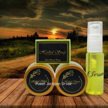 harga Cream Herbal Super Gold 4 in 1 (Serum) Blibli.com